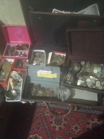 Монеты СССР и .д