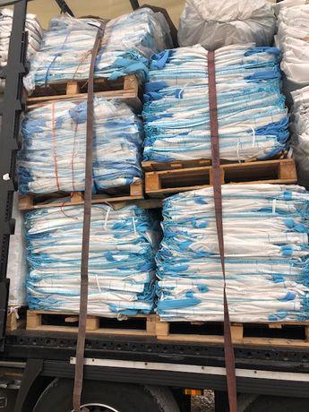Worki Big Bag Używane do Granulatu Przemiałów PET rozmiar 200cm