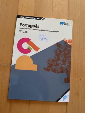Livro de actividades Português 9.º Ano-Sucesso escola