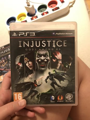 Injustice good among us ps3