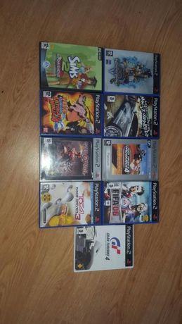 Jogos ps2, Wii e pc