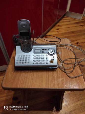 Радиотелефон Panasonic KX-TCD246UA (оригинал) с Автоответчиком