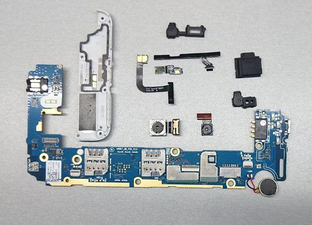 Смартфон Huawei Y5 II CUN-U29, разборка по запчастям. Шлейф, динамик.