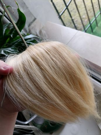 Włosy naturalne pod ringi