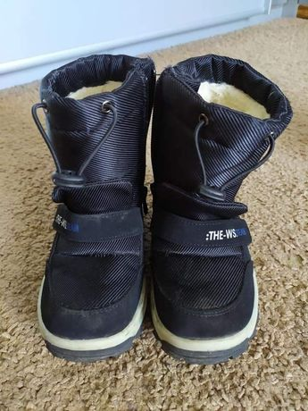 Зимове взуття. Хлопчик