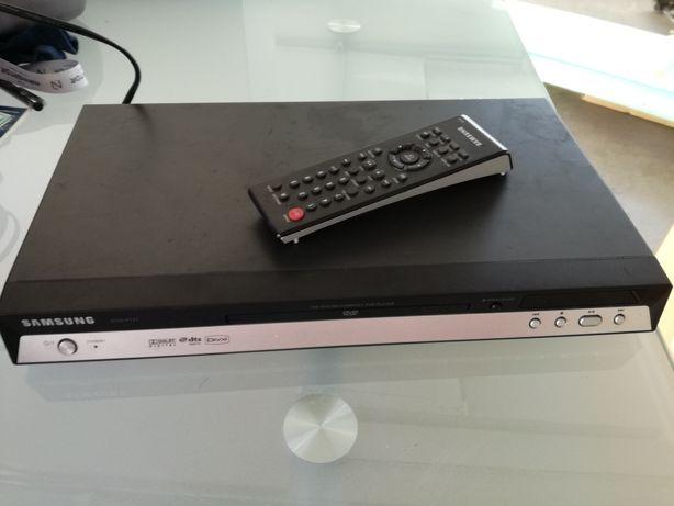 Leitor de DVD Samsung