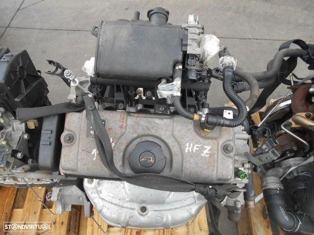 Motor  Peugeot 206 1.1 Gasolina 60cv HFZ m12