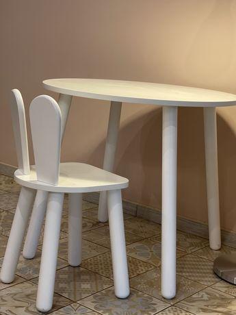 Продам дитячий столик із стільцем