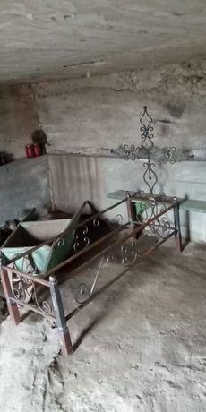 Роблю надгробникі та хрести з ковані з металу,ціна договірна,