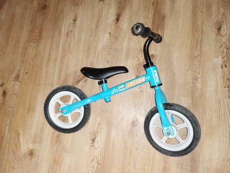 Rowerek biegowy za darmo
