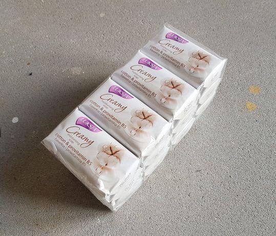 Mydło Luksja Creamy paczki 12 sztuk z ważną data