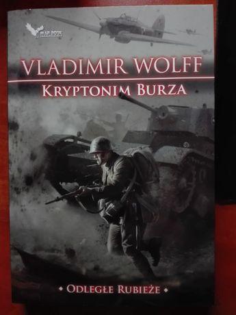 Vladimir Wolff Kryptonim Burza wyd. Warbook