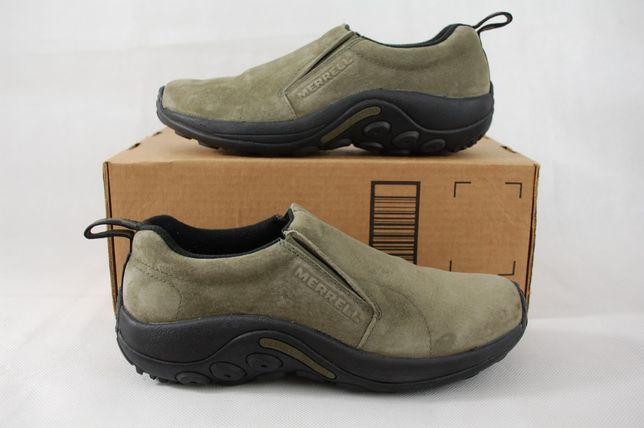 41р, MERRELL Jungle Moc, мужские треккинговые кроссовки vibram j71443