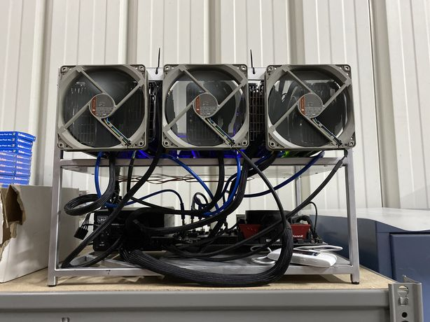 Mining rig 276 mh/s