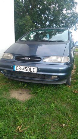 Ford Galaxy doinwestowany