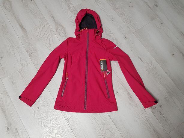 Icepeak Sandy-damska kurtka softshell-rozm 34