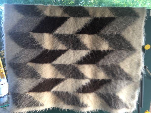Одеяло, плед (шерсть овечья 100%)