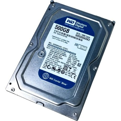 Dysk Twardy 500GB HDD 3,5 cala | Zikom Kielce