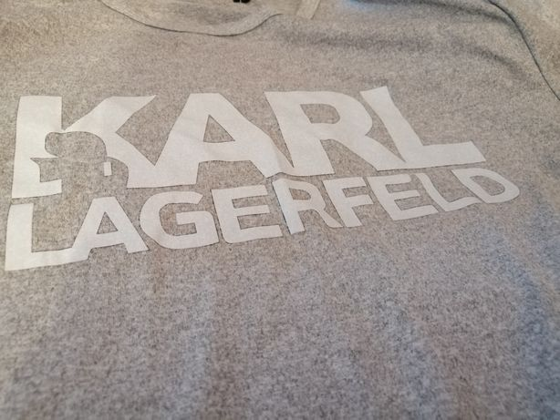 T-shirt Karl Lagerfeld nowy S