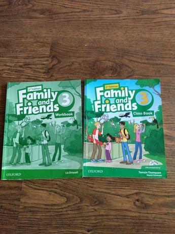 Комплект Family and Friends проработанный