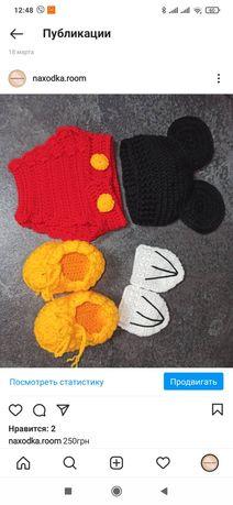 Костюмы для фотосессии ручной работы. Для малышей новорожденных