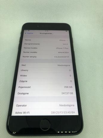 Iphone 7 PLUS, 256 GB / Black