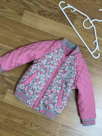 Куртка весенняя( бомбер)