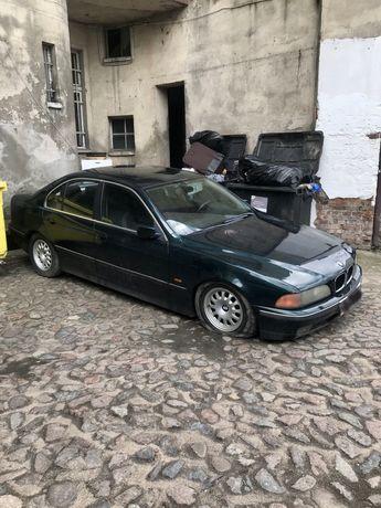 BMW e39 m52b25 1997r wszystkie części!
