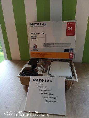 Router Wi-Fi Netgear WGR614