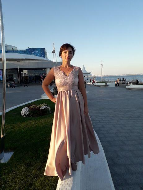 Шикарное платье на прокат