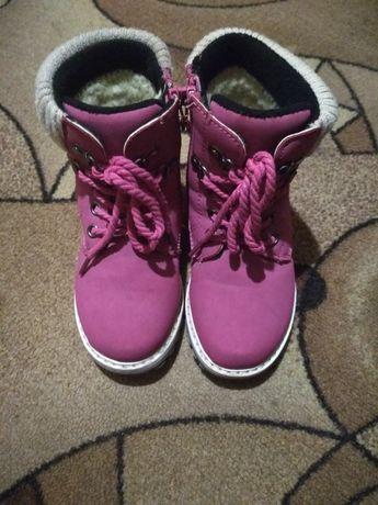 Ботинки зимние..