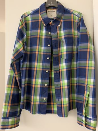 Camisa Abercrombie & Fitch (M)