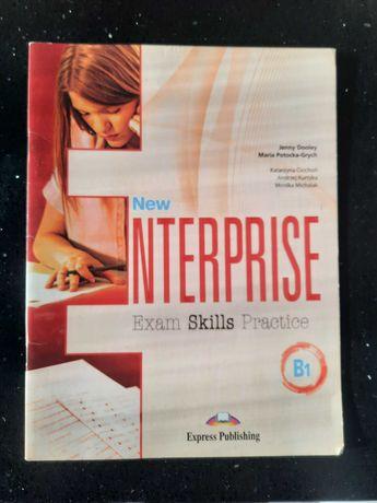 New Enterprise Exam Skills Practise