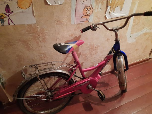 Велосипед ребенок,подросток диаметр 20