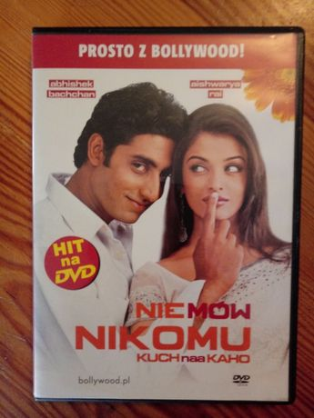 Film Nie mów nikomu Bollywood DVD