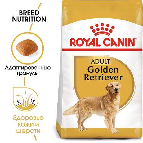 Royal Canin Golden Retriever Adult Роял Канин корм для собак 12кг