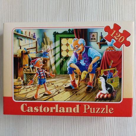 Пазлы Castorland Puzzle 120 новые