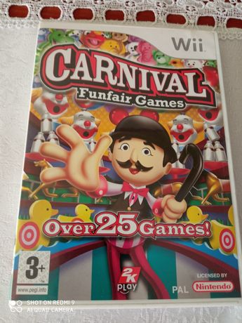 Gra Wii Carnival Funfair games