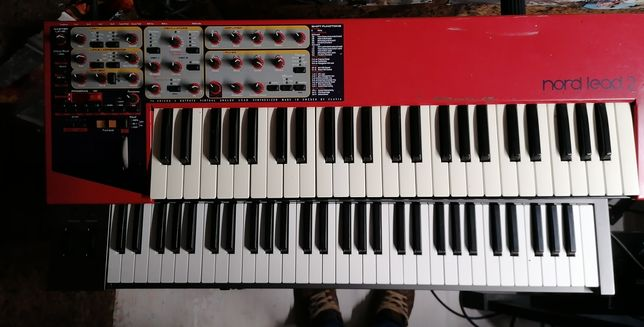 Nord Lead 2 analog