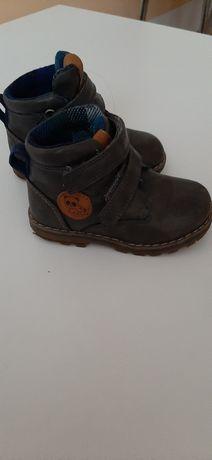 Buty pełne skórzane Fisher Price