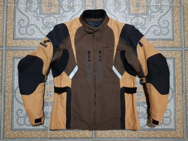 Чоловіча, мужская мотокуртка, мото куртка, jacket Leoshi ( 2XL )