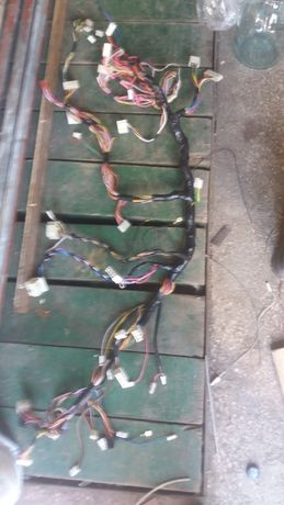 Подторпедная проводка ваз 2110