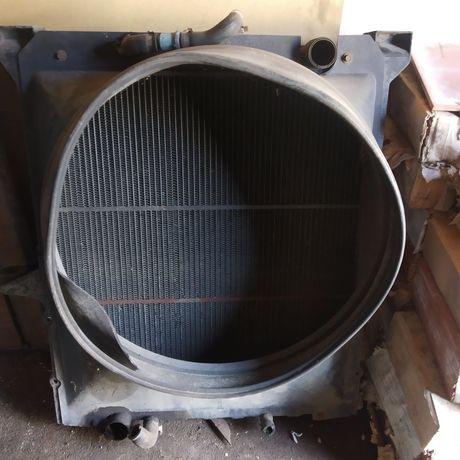 Радиатор на автомобиль Ман