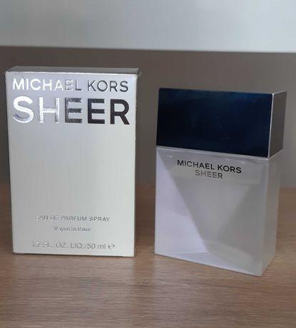 Perfumy Michael Kors Sheer - woda perfumowana 50 ml