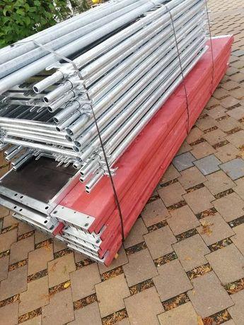 Rusztowanie elewacyjne pletak plettac 70 108 m2