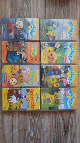 Kasety VHS Teletubbiies