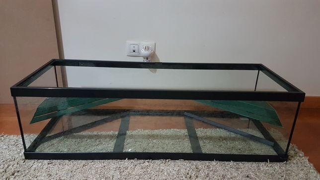 Aquario /Tartarugueira 100x40cm