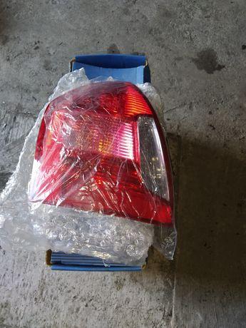 Новый задний левый фонарь Hyundai Accent (Хундай Акцент) 2006-2010 г.в