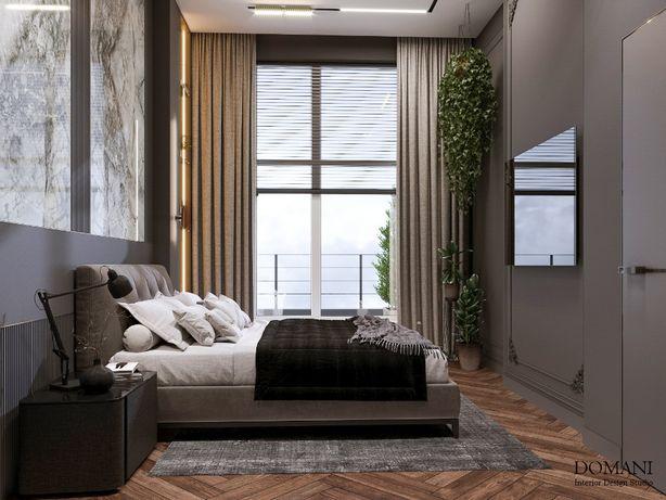 Двухкомнатная квартира 70 кв.м. с ремонтом в Аркадии. Терраса 37 метра