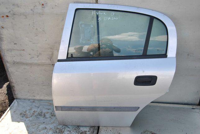 Drzwi lewy tył Opel Astra G sedan